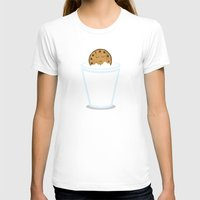 hot T-shirts featuring Hot Tub Cookie by Teo Zirinis