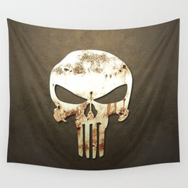 punisher Wall Tapestry