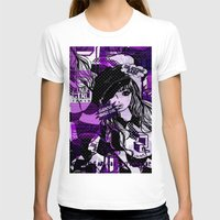 police T-shirts featuring POLICE WOMEN by Chandelina