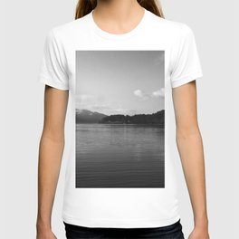 View on the Loch T-shirt