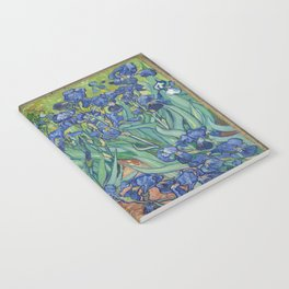 Vincent van Gogh's Irises Notebook