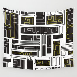 Resonate Connection Wall Tapestry