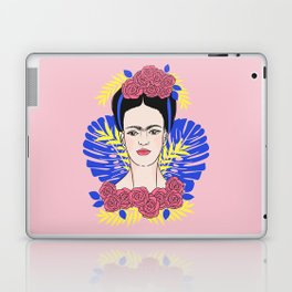 Tribute to Frida #1 Laptop & iPad Skin