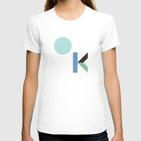 kim sy ok T-shirts featuring OK by .....