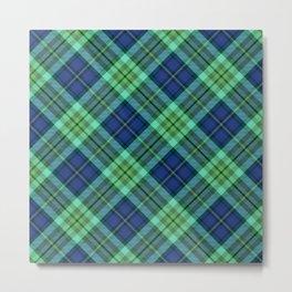 Scottish tartan #22 Metal Print