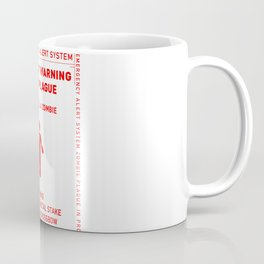 How to kill a zombie - Staking Coffee Mug