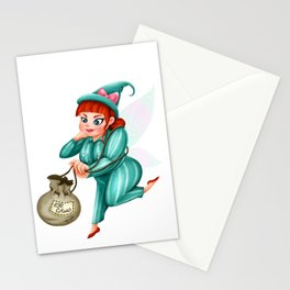 The Cruddy Fairies - Lola Stationery Cards