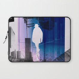 The time Traveller Laptop Sleeve
