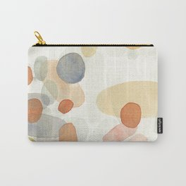 Whimsical abstract Carry-All Pouch