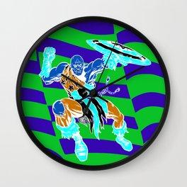 'Merica Wall Clock