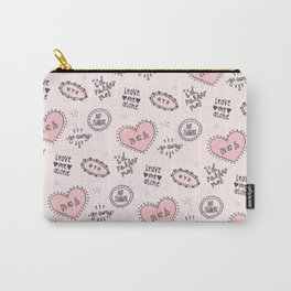 anti-valentines Carry-All Pouch
