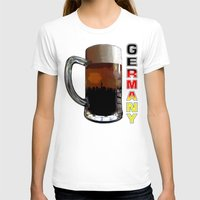 german T-shirts featuring German Sunset by G.B.Artdesign