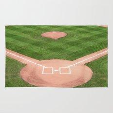 Baseball field /Baseballfeld Rug