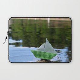 Ship Wrecked Laptop Sleeve
