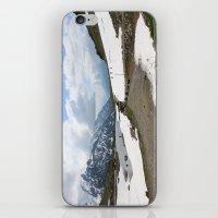 switzerland iPhone & iPod Skins featuring Switzerland by Eng Amali