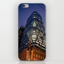 New York Future iPhone Skin