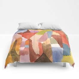 Vaulted Chambers Comforters