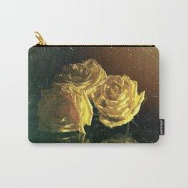 """""""La Rosa Amarilla"""" Carry-All Pouch"""