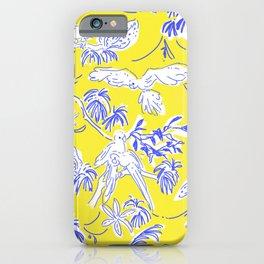 Birds of the Tropics iPhone Case