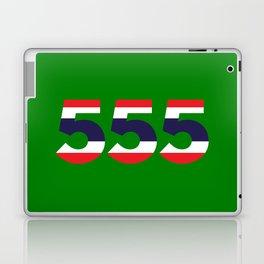 555  Thai flag Laptop & iPad Skin