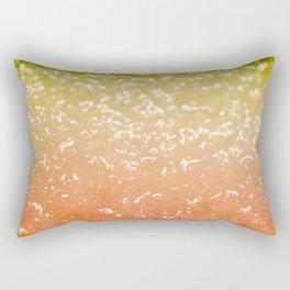 Watermelon Ombre Rectangular Pillow