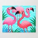 Flamingos by nicolewilson