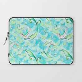 Mermaid Pattern 03 Laptop Sleeve