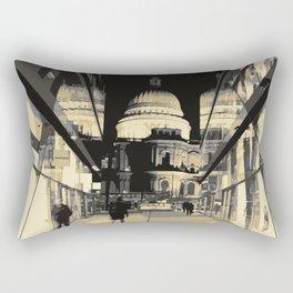 St Pauls Cathedral Rectangular Pillow