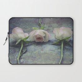 Three roses  III Laptop Sleeve
