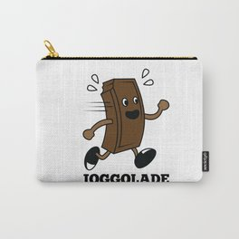 Joggolade Chocolate Choco Sweets Cupcake Cake Design Carry-All Pouch