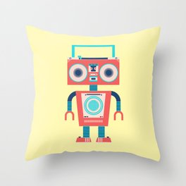 @robby Throw Pillow