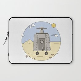 Pepelats. Russian science fiction. Laptop Sleeve
