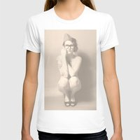 nudes T-shirts featuring join the nerd-army by Falko Follert Art-FF77