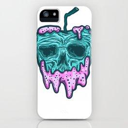 poison apple...skull voodoo iPhone Case