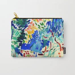 Henri Matisse Landscape at Collioure Carry-All Pouch