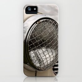 Vintage Car 11 iPhone Case