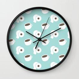 Every Single Morning Wall Clock