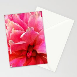 'PINK FLAMES' Stationery Cards