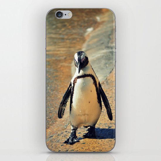A Day at the Beach iPhone & iPod Skin
