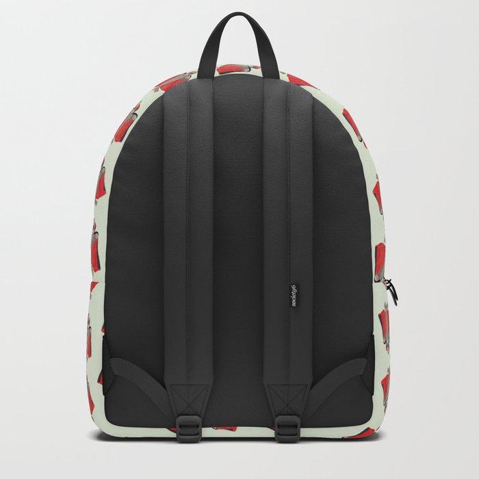 Vampire Walrus Backpack