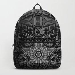 Black Gothic Stars Backpack