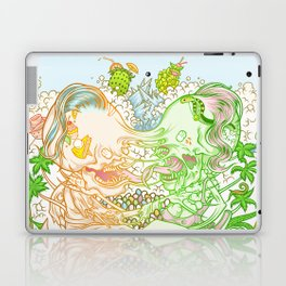 I Pine For You Laptop & iPad Skin
