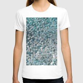 Mermaid Scales Aqua Sol T-shirt