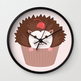 Hedgecake Wall Clock