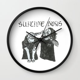 suicideboys Wall Clock
