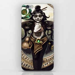 Balance in all things! iPhone Skin