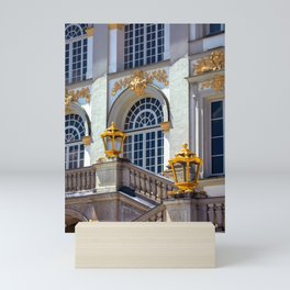 Windows of Nympfenburg Mini Art Print