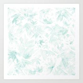 Cactus Floral Art Print