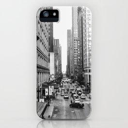 Chicago Street iPhone Case