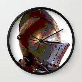 Knight Wall Clock